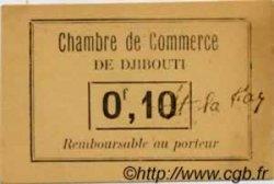 0,10 Franc DJIBOUTI  1919 P.22 NEUF