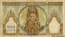 100 Francs ruines d