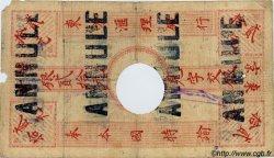 20 Dollars - 20 Piastres INDOCHINE FRANÇAISE Haïphong 1898 P.009 B
