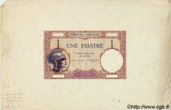 1 Piastre INDOCHINE FRANÇAISE  1918 P.048 (var) SUP