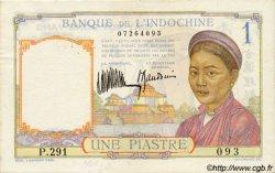 1 Piastre INDOCHINE FRANÇAISE  1932 P.052 SPL