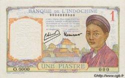 1 Piastre INDOCHINE FRANÇAISE  1933 P.054cs pr.NEUF