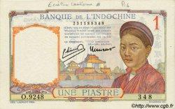1 Piastre INDOCHINE FRANÇAISE  1945 P.054e SPL+