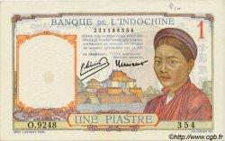 1 Piastre INDOCHINE FRANÇAISE  1945 P.054e