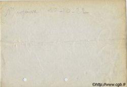 100 Piastres INDOCHINE FRANÇAISE  1922 P.- SUP