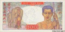 100 Piastres INDOCHINE FRANÇAISE  1947 P.082as pr.NEUF