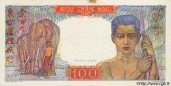 100 Piastres INDOCHINE FRANÇAISE  1947 P.082bs SUP
