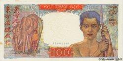 100 Piastres INDOCHINE FRANÇAISE  1949 P.082b SUP