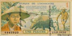 1 Piastre INDOCHINE FRANÇAISE  1949 P.074s SPL