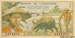 1 Piastre INDOCHINE FRANÇAISE  1949 P.074 SUP+