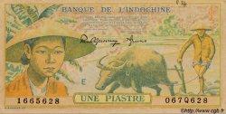 1 Piastre INDOCHINE FRANÇAISE  1949 P.074 pr.NEUF