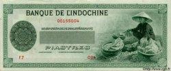50 Piastres INDOCHINE FRANÇAISE  1945 P.077 vars SUP
