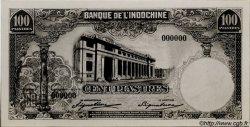 100 Piastres INDOCHINE FRANÇAISE  1945 P.079 (ref) NEUF