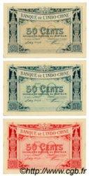 50 Cents INDOCHINE FRANÇAISE  1920 P.046 SPL