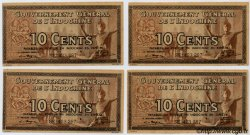 10 Cents INDOCHINE FRANÇAISE  1939 P.085e pr.NEUF