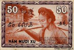 50 Cents INDOCHINE FRANÇAISE  1939 P.087d SPL