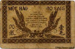 10 Cents INDOCHINE FRANÇAISE  1943 P.089 TB