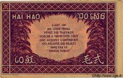20 Cents INDOCHINE FRANÇAISE  1943 P.090 SPL