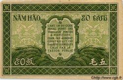 50 Cents INDOCHINE FRANÇAISE  1943 P.091 SPL