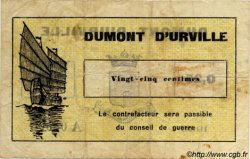 25 Centimes INDOCHINE FRANÇAISE  1945 P.- TTB