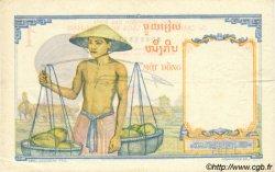 1 Piastre INDOCHINE FRANÇAISE  1953 P.092 TTB+