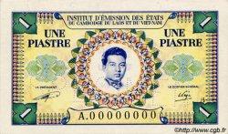 1 Piastre / 1 Riel INDOCHINE FRANÇAISE  1952 P.093s pr.NEUF