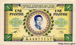 1 Piastre / 1 Dong INDOCHINE FRANÇAISE  1952 P.104 SPL+