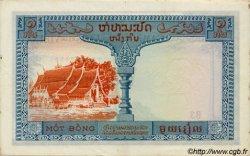 1 Piastre / 1 Kip INDOCHINE FRANÇAISE  1954 P.100 SPL