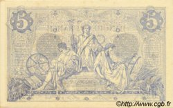 5 Francs NOIR FRANCE  1873 F.01.20 SUP+