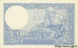 10 Francs MINERVE FRANCE  1924 F.06.08 pr.NEUF