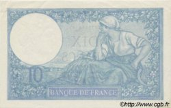 10 Francs MINERVE modifié FRANCE  1940 F.07.24 SPL+