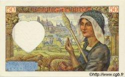 50 Francs JACQUES CŒUR FRANCE  1941 F.19.07 NEUF