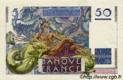 50 Francs LE VERRIER FRANCE  1946 F.20.01 pr.SUP