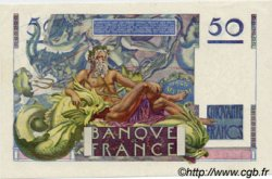 50 Francs LE VERRIER FRANCE  1946 F.20.04 SPL+