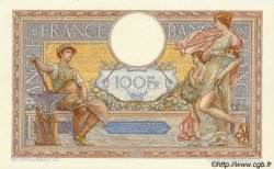 100 Francs LUC OLIVIER MERSON grands cartouches FRANCE  1928 F.24.07 pr.NEUF