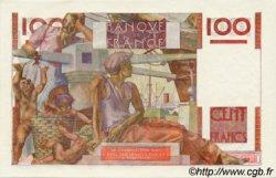 100 Francs JEUNE PAYSAN FRANCE  1948 F.28.20 pr.NEUF