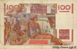 100 Francs JEUNE PAYSAN Favre-Gilly FRANCE  1947 F.28ter.01 TB
