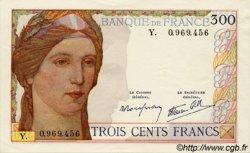 300 Francs FRANCE  1939 F.29.03 pr.SPL