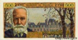 500 Francs VICTOR HUGO FRANCE  1954 F.35.01 NEUF