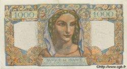 1000 Francs MINERVE ET HERCULE FRANCE  1948 F.41.00 SUP+