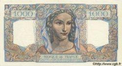 1000 Francs MINERVE ET HERCULE FRANCE  1946 F.41.15 SUP+
