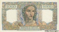 1000 Francs MINERVE ET HERCULE FRANCE  1950 F.41.33 NEUF