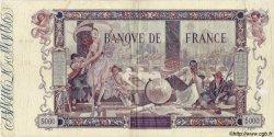 5000 Francs FLAMENG FRANCE  1918 F.43.01 pr.TTB