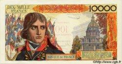 100 NF sur 10000 Francs BONAPARTE FRANCE  1958 F.55.01 SUP+ à SPL