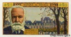 5 Nouveaux Francs VICTOR HUGO FRANCE  1964 F.56.16 SPL+