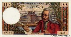 10 Francs VOLTAIRE FRANCE  1964 F.62.09 pr.NEUF