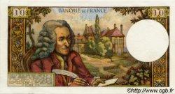 10 Francs VOLTAIRE FRANCE  1969 F.62.40 pr.NEUF