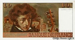 10 Francs BERLIOZ FRANCE  1975 F.63.11 SPL+