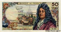 50 Francs RACINE FRANCE  1962 F.64.03 SPL+