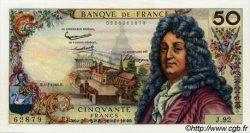 50 Francs RACINE FRANCE  1965 F.64.08 SPL+